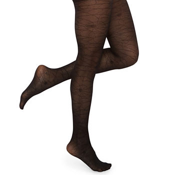 2f7ff135ebf Hosiery + Tights Closeouts for Clearance - JCPenney