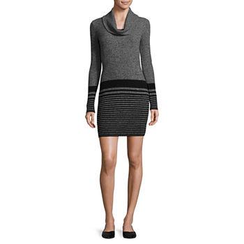 Sweater Dresses Dresses For Juniors Jcpenney