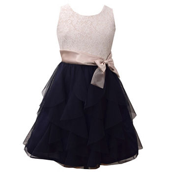 Jewel Neck Party Dresses Girls 7 16 For Kids Jcpenney