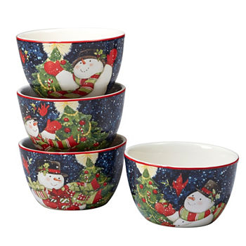 Certified International Christmas Dinnerware For The Home - JCPenney