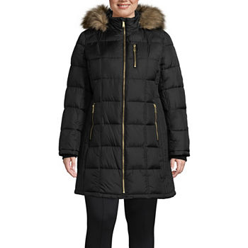 fc638134222 Plus Size Water Resistant Coats   Jackets for Women - JCPenney
