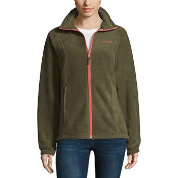 d0292716ec9 Green Coats   Jackets for Women - JCPenney