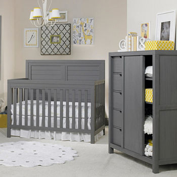 Ti Amo Gray Baby Furniture For Jcpenney