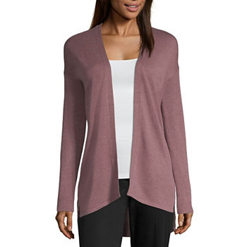 fb082ae63 Cardigans Sweaters Tops for Women - JCPenney