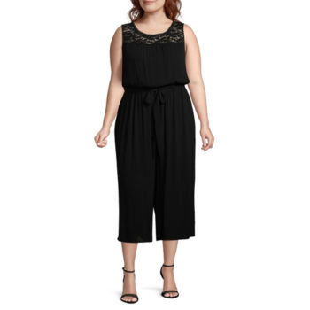 Clearance Plus Size Jumpsuits Rompers For Women Jcpenney