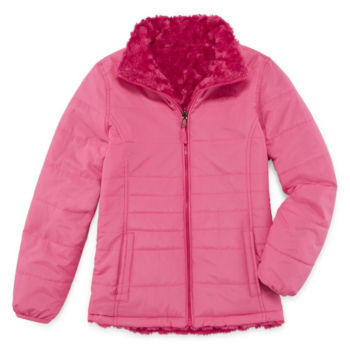 Girls Coats Winter Jackets For Girls Jcpenney