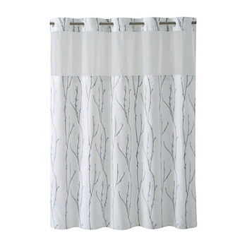 Hookless Shower Curtains Shower Curtains for Bed & Bath - JCPenney