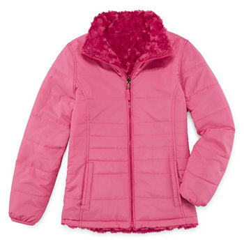 960bb3b7f21 Big Kid 7-20 Girls Coats   Jackets for Kids - JCPenney