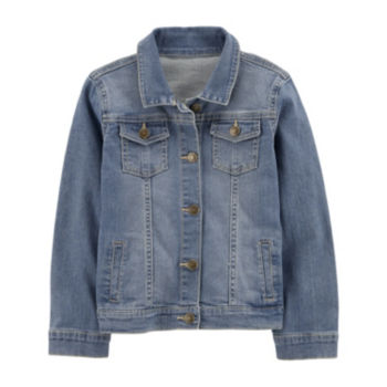 Denim Jackets Girls 7 16 For Kids Jcpenney