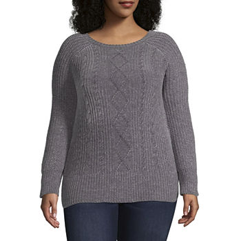 8b90846723 Color Block Sweaters   Cardigans for Juniors - JCPenney