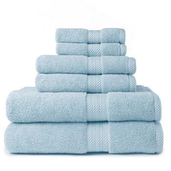 Hopewell 6 Pc Bath Towel Set