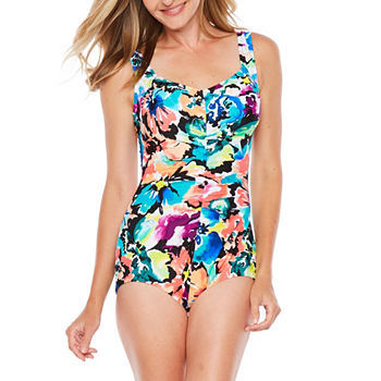 49319c4e5bac1 Azul By Maxine Of Hollywood One Piece Swimsuits Under $15 for Labor ...