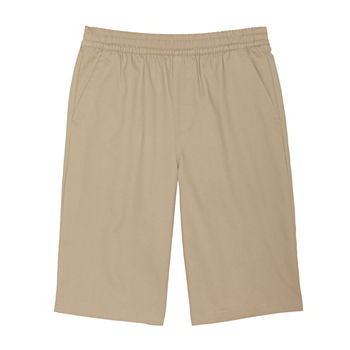 French Toast Little & Big Boys Mid Rise Chino Short