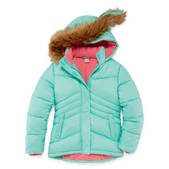 ffe63bc827 CLEARANCE Big Kid 7-20 Coats   Jackets for Kids - JCPenney