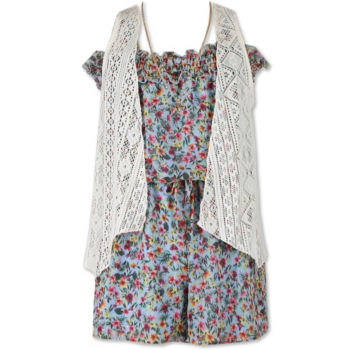 Rompers Girls 7 16 For Kids Jcpenney
