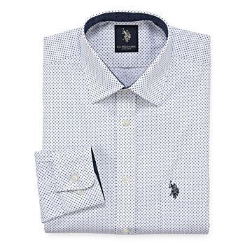 e3db2769c U.s. Polo Assn. Dress Shirts Shirts for Men - JCPenney