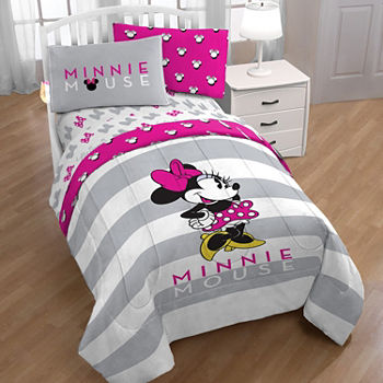 Minnie Mouse Comforters & Bedding Sets for Bed & Bath - JCPenney