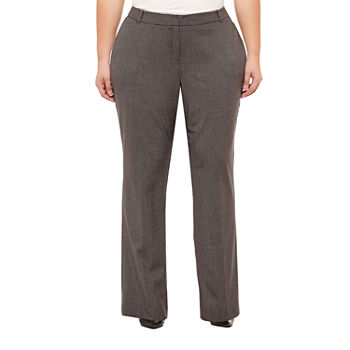 96511414fc1 Plus Size Bootcut Pants for Women - JCPenney