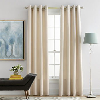 imports experience teal inches white inch curtains pier curtain long impression great sheer