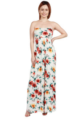 Strapless Casual Dresses for Women
