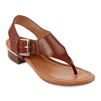 8df697226591 Liz Claiborne Womens Pomona Wedge Sandals · (1). Add To Cart. Few Left