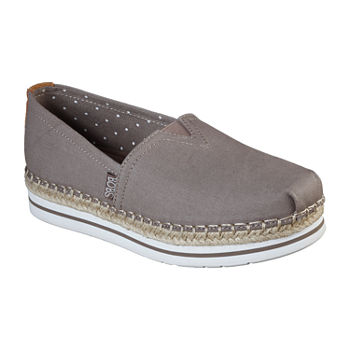 Skechers Bobs Womens Breeze - New Discovery Slip-On Shoe