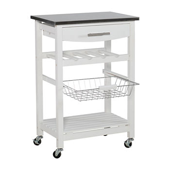 Furniture For The Home Department Kitchen Carts Jcpenney