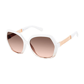 18b15189ad South Pole Womens Full Frame Square UV Protection Sunglasses
