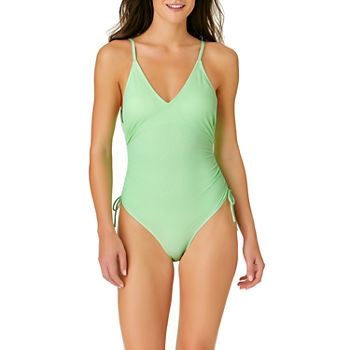 a544b6a0bd Green Swimsuits   Cover-ups for Women - JCPenney