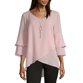ddd68d719f1f9b Alyx Blouses Tops for Women - JCPenney