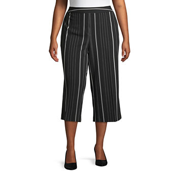55c17b1b81b Plus Size Pants - JCPenney