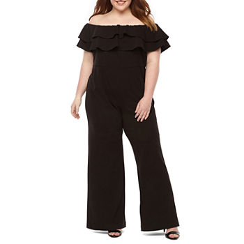 48fac257bc98 ... Sleeveless Belted Jumpsuit-Plus. Add To Cart. Few Left