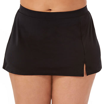 07c5cbed4dccb Plus Size Swimsuit Bottoms for Women - JCPenney