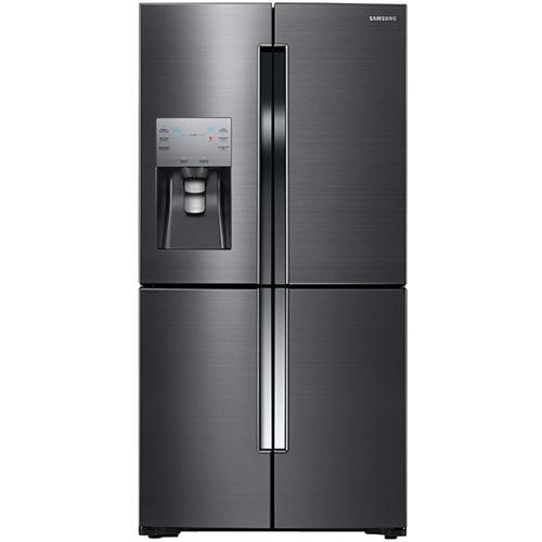 Samsung ENERGY STAR® 23 cu. ft. 4-Door French Door Counter Depth Refrigerator with FlexZone™