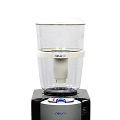 NewAir WAT10W Pure Spring Water Filtration BottleFilters Up to 211 Gallons