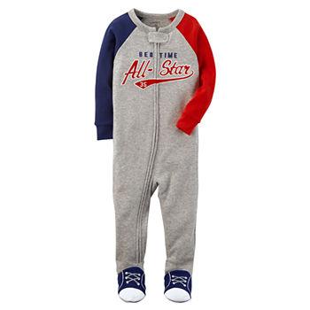 8627e21b2fc1 One Piece Pajamas Pajamas for Kids - JCPenney