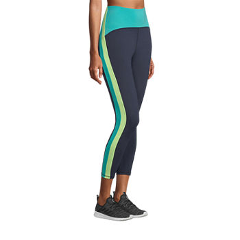 Xersion Move Womens High Rise 7/8 Ankle Leggings