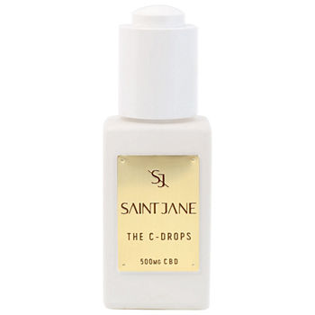 Saint Jane Beauty The C-Drops: 20% Vitamin C + 500mg CBD