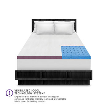 5d80680927b0 Queen Mattress Toppers Closeouts for Clearance - JCPenney