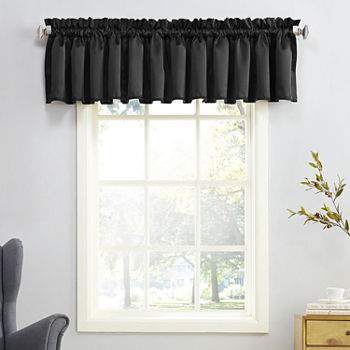 Black Valances For Window Jcpenney