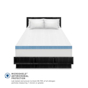 California King Cooling Mattress Pads Toppers For Bed Bath