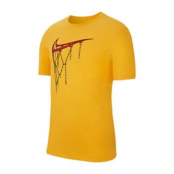 nike shirt yellow