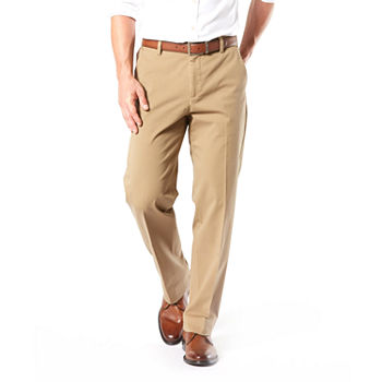 Dockers® Men's Classic Fit Workday Khaki Smart 360 Flex Flat Front Pant