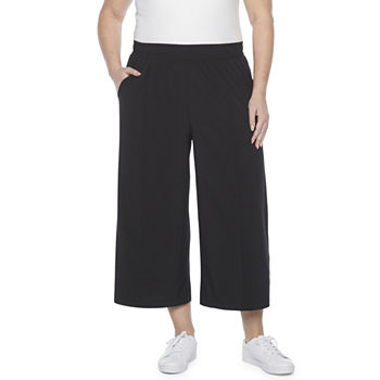 Stylus Mid Rise Plus Cropped Pants