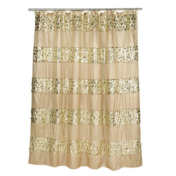 Beige Shower Curtains For Bed Bath