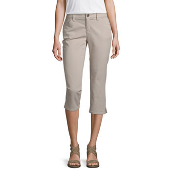 93554fe58e8 Cropped Pants Capris   Crops for Women - JCPenney