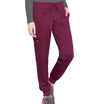 Med Couture Womens 7710 Jogger Yoga Scrub Pants