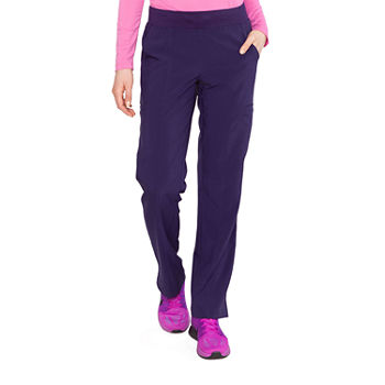 Med Couture Womens 8744 Yoga 2 Cargo Pocket Scrub Pants