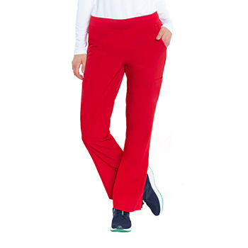 Med Couture Womens 8744T Yoga 2 Cargo Pocket Scrub Pants - Tall
