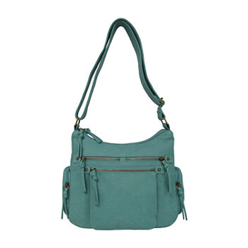 Bueno of California Large Crossbody Bag